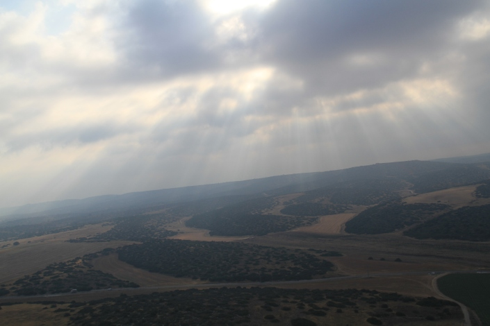2012 Aerial of the Nahal Guvrin