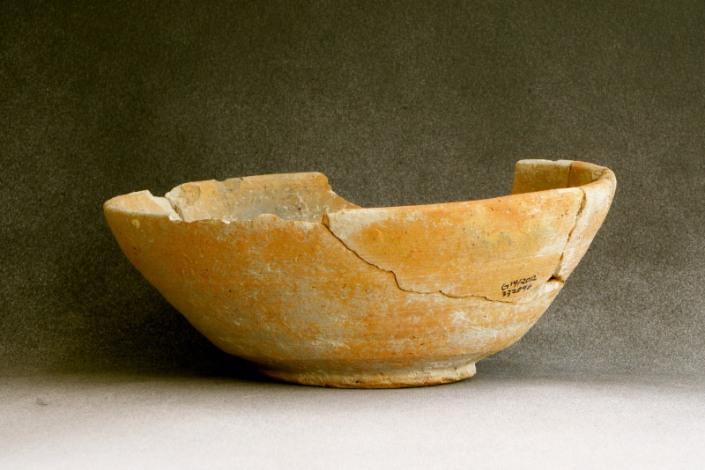 Restored Canaante Bowl.