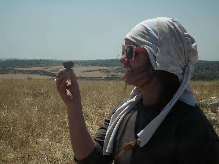 Considering an Israelite Pillared Figurine, head